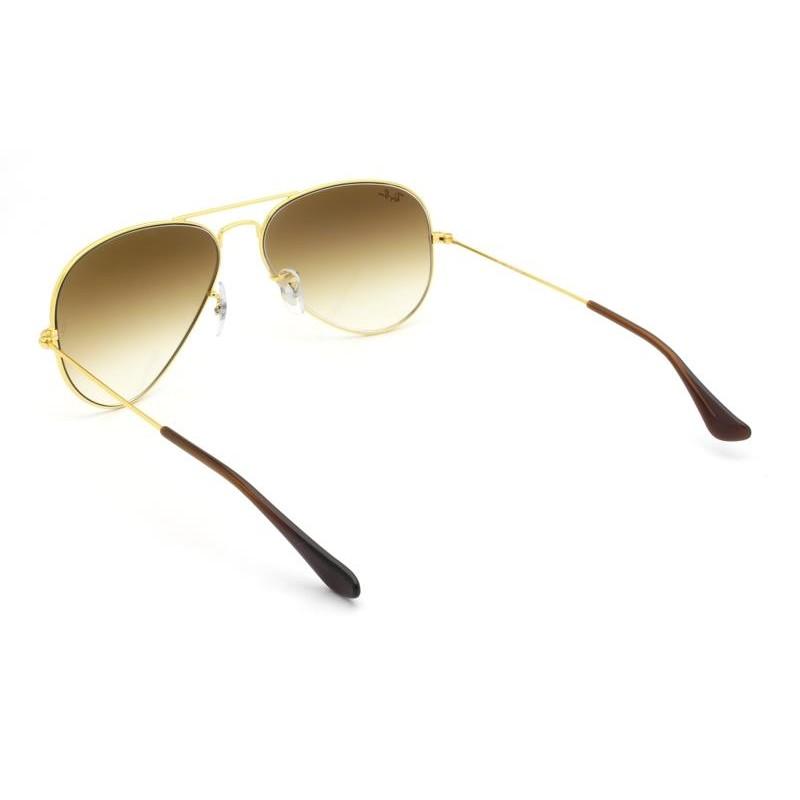 f17f289be76ca Óculos de Sol Ray-Ban AVIADOR RB3025L 001 51 58-14