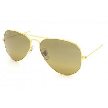 Óculos de Sol Ray-Ban AVIADOR RB3025L 001/3K 58-14