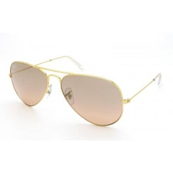 Óculos de Sol Ray-Ban AVIADOR RB3025L 001 58 58-14 8265f9321c