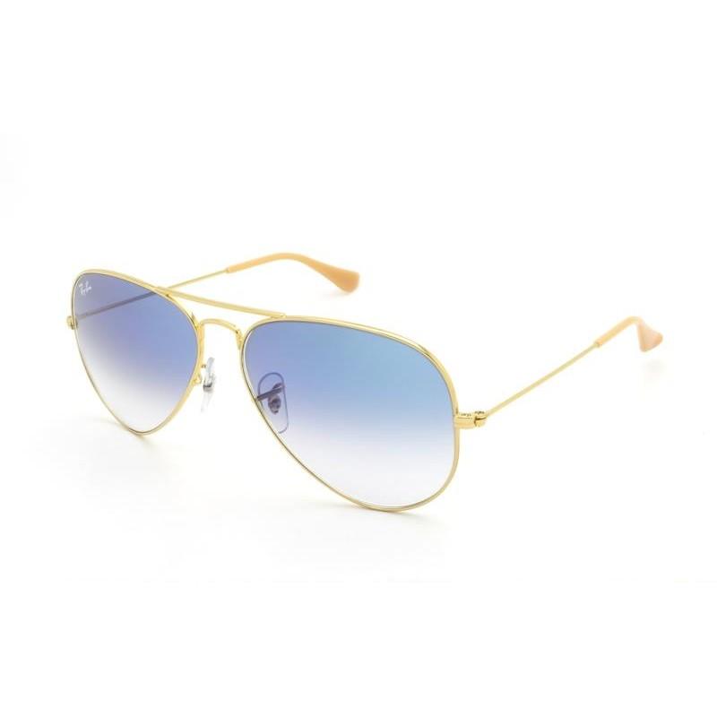 eada43063d50a Óculos de Sol Ray-Ban AVIADOR RB3025L 001 3F 58-14