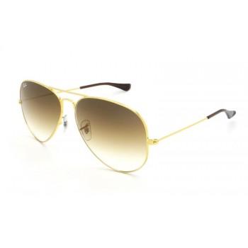 Óculos de Sol Ray-Ban AVIADOR RB3025L 001/51 62-14
