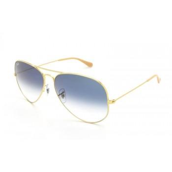 Óculos de Sol Ray-Ban AVIADOR RB3025L 001/3F 62-14