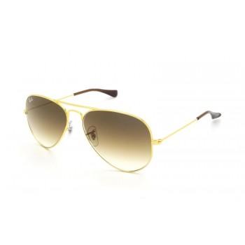 Óculos de Sol Ray-Ban AVIADOR RB3025L 001/51 55-14