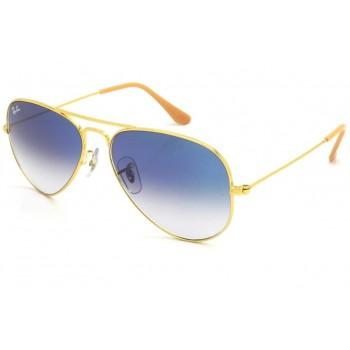 Óculos de Sol Ray-Ban AVIADOR RB3025L 001/3F 55-14