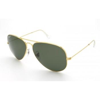 Óculos de Sol Ray-Ban AVIADOR RB3025L 001/58 62-14