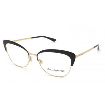 Armação Dolce & Gabbana DG1298 01 54-16