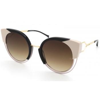 Óculos de Sol Ana Hickmann AH3180 P04 53-22