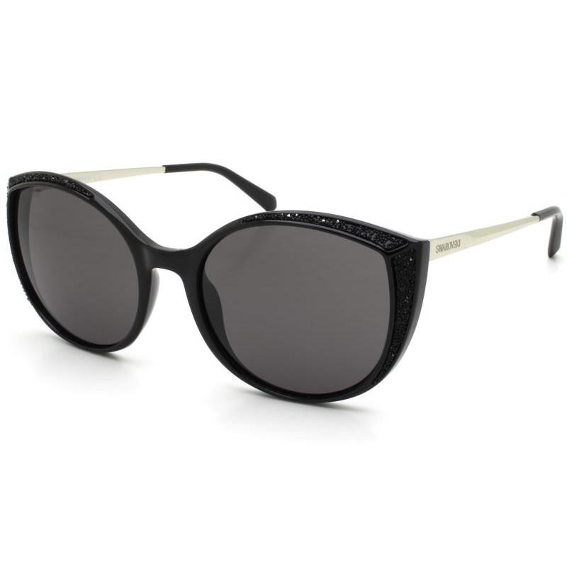 49a083e6b Óculos de Sol Swarovski SK168 01A 55-19