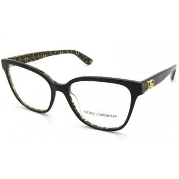 Armação Dolce & Gabbana DG3321 3215 54-17
