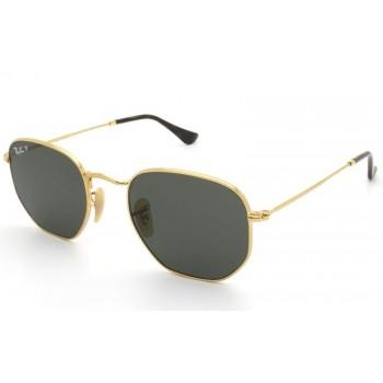 Óculos de Sol Ray-Ban HEXAGONAL RB3548-N 001/58 51-21