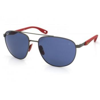 Óculos de Sol Ray-Ban SCUDERIA FERRARI RB3659-M F037/80 57-17