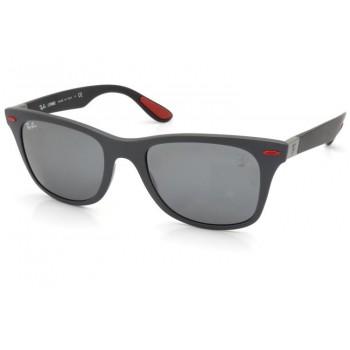 Óculos de Sol Ray-Ban SCUDERIA FERRARI RB4195-M F605/6G 52-20