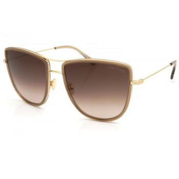 Óculos de Sol Tom Ford TINA TF759 28F 59-18