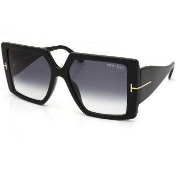 Óculos de Sol Tom Ford QUINN TF790 01B 57-17