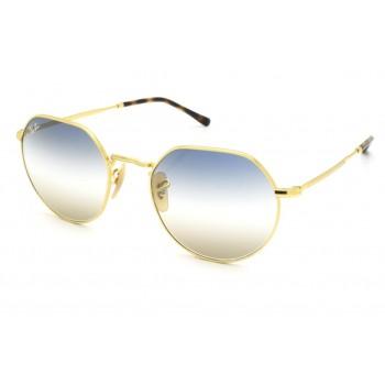 Óculos de Sol Ray-Ban JACK RB3565L 001/GD 53-20